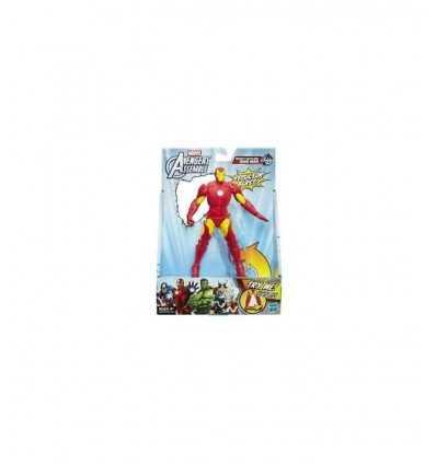 Personnage d'Iron Man Vengeurs A1822E278/A6632 Hasbro- Futurartshop.com