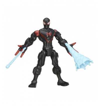 Súper héroe personaje spiderman Ultimate negro A6825E270/A9828 Hasbro- Futurartshop.com