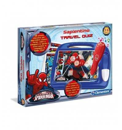 travel quizzes spiderman 13269 Clementoni- Futurartshop.com