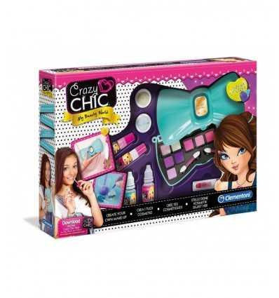 Erstellen Sie Ihre eigenen Crazy Chic Kosmetik 15979 Clementoni- Futurartshop.com