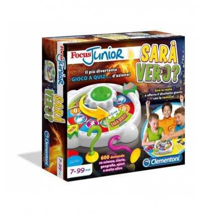 Focus Junior Sarà Vero? 12042 Clementoni-Futurartshop.com