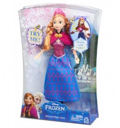 Anna muñeca encantado música Y9965/Y9966 Mattel- Futurartshop.com
