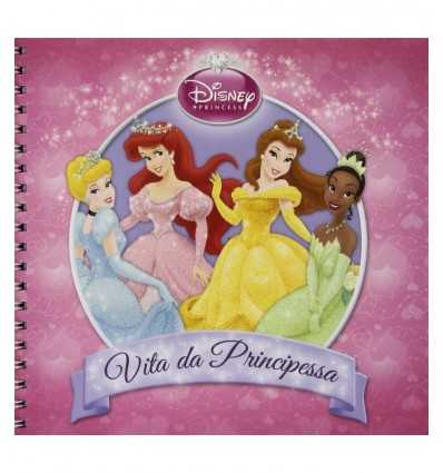 book Disney Princesses 8996WD Panini- Futurartshop.com