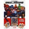 libro de los héroes en kit de acción 6624WD Panini- Futurartshop.com