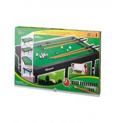 足でプール テーブル RDF84001 Giochi Preziosi- Futurartshop.com
