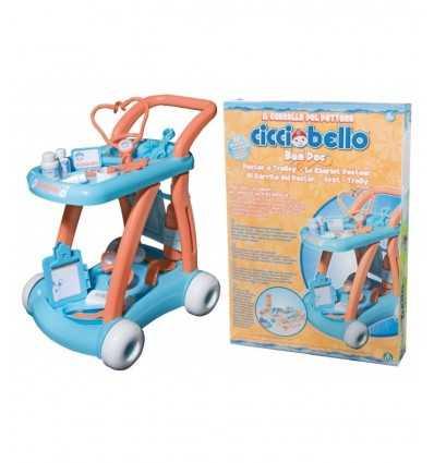 Cart Doctor Cicciobello Bua Doc GPZ18149 Giochi Preziosi- Futurartshop.com
