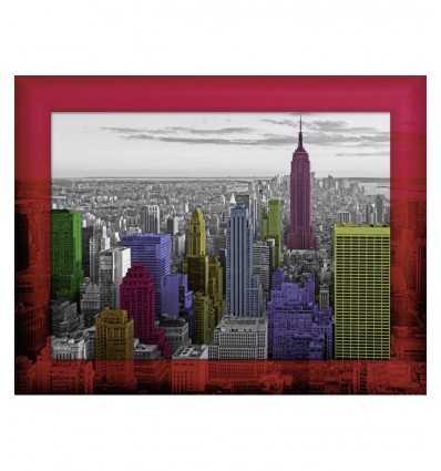 Puzzle de couleur New York 14894 Ravensburger- Futurartshop.com