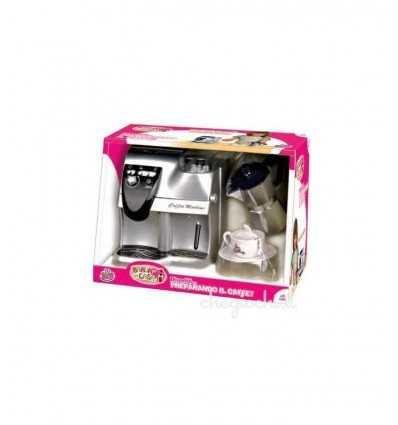 Machine à café avec sons GG60002 Grandi giochi- Futurartshop.com