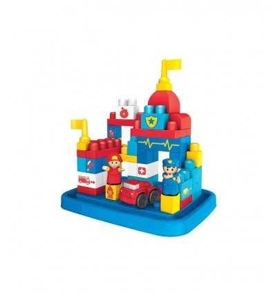 Secchiello grande blu 6617 Mega Bloks-Futurartshop.com
