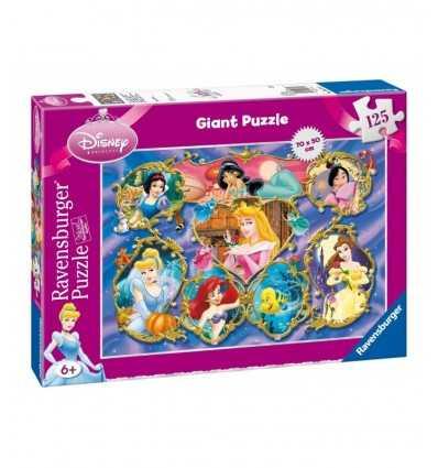 Принцесса Дисней головоломка 09752 4 Ravensburger- Futurartshop.com