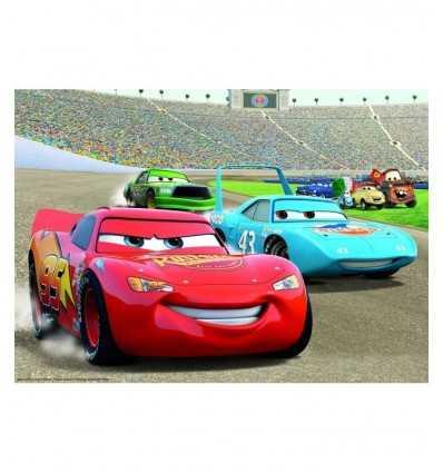 Podłogowe puzzle Cars wielki wyścig 97548 Ravensburger- Futurartshop.com