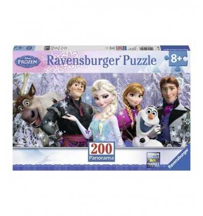 Puzzle Frozen invierno eterno 12801 Ravensburger- Futurartshop.com