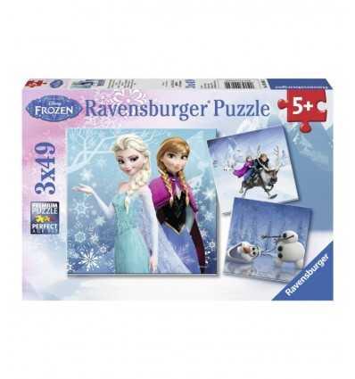 Puzzle aventures de Frozen 09264 2 Ravensburger- Futurartshop.com