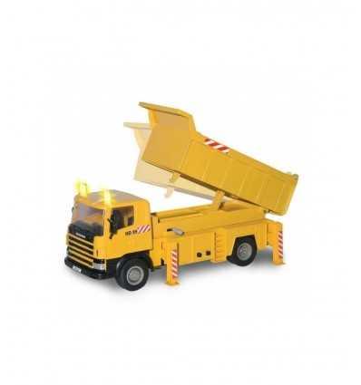 Truck with tippable box RDF70128 Giochi Preziosi- Futurartshop.com