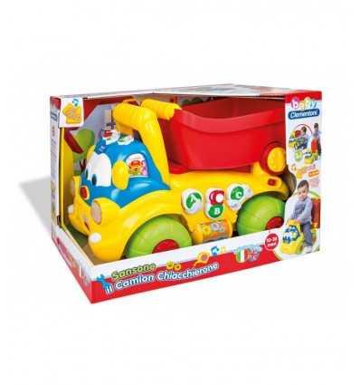 Samson camion enfourchables 14379 Clementoni- Futurartshop.com
