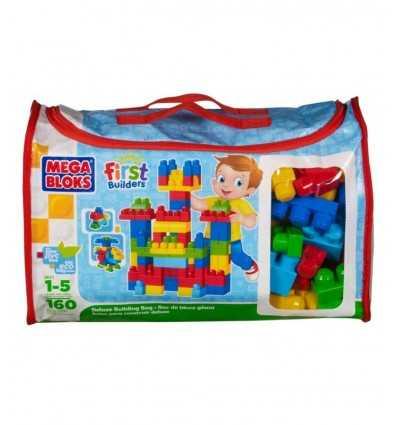 Deluxe väska första byggare 160 bitar 08001 Mega Bloks- Futurartshop.com