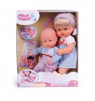 Кукла Nenuco и его младший брат 700008678 Famosa- Futurartshop.com