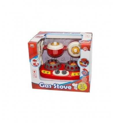 fornello con pentole 399089 Grandi giochi-Futurartshop.com