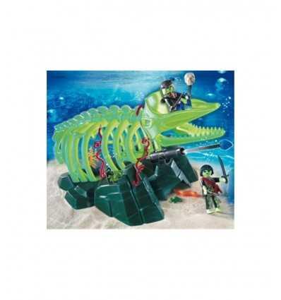 whale skeleton 48035 Playmobil- Futurartshop.com