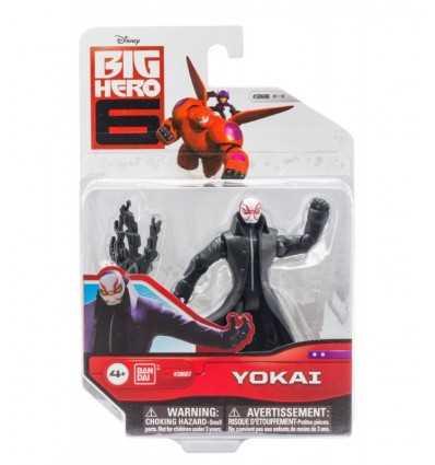 Stor hjälte 6 tecken Yokai GPZ38600/38607 Giochi Preziosi- Futurartshop.com