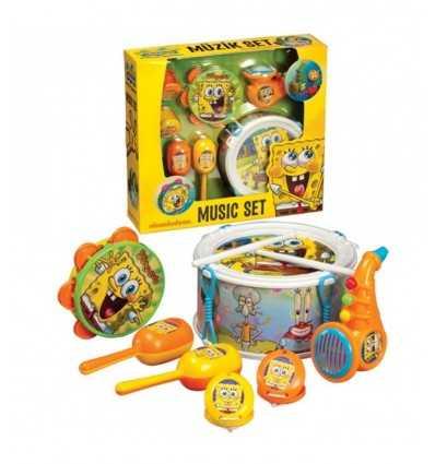 Bob l'éponge Set Musical instruments DE1796 Giochi Preziosi- Futurartshop.com