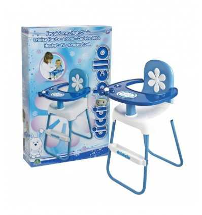 Cicciobello classic high chair GPZ18129 Giochi Preziosi- Futurartshop.com