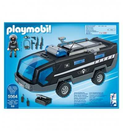 Amfibiefordon särskilda Team 5564 Playmobil- Futurartshop.com