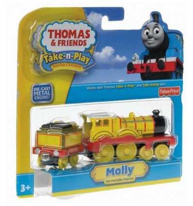 Thomas и его друзья Молли паровоз R8852/R9040 Mattel- Futurartshop.com