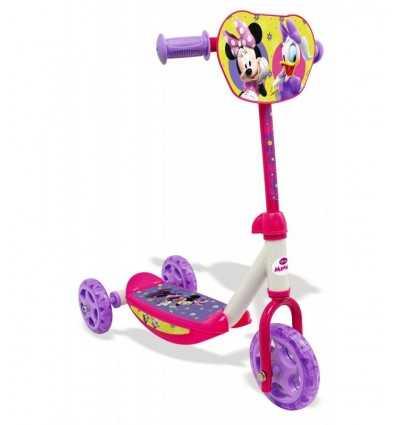 minnie monopattino con 3 ruote 7600450145 Smoby-Futurartshop.com