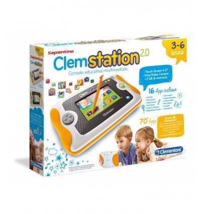 clemstation 2.0 コンソール 12200 Clementoni- Futurartshop.com