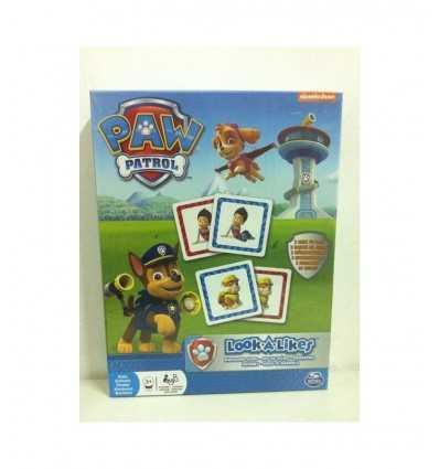 jeu de mémoire patrouille Paw 1035260 Spin master- Futurartshop.com