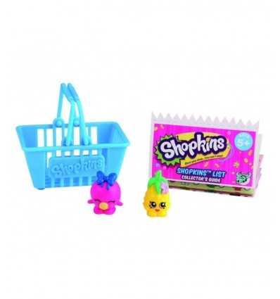 shopkins 2 personaggi per cestello GPZ56002 Giochi Preziosi-Futurartshop.com