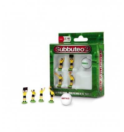 personaggi 4 arbitri Subbuteo GPZ03041 Giochi Preziosi-Futurartshop.com