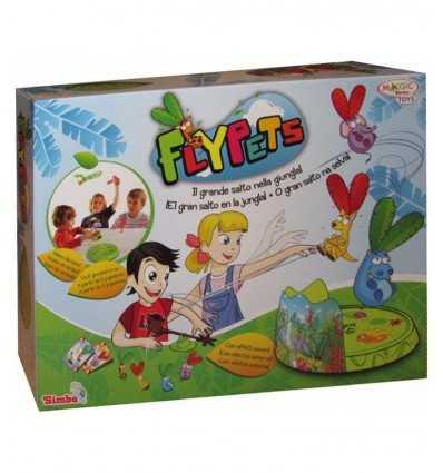 flypets ジャングル ジャンプ ゲームです ! 9107998 Simba Toys- Futurartshop.com