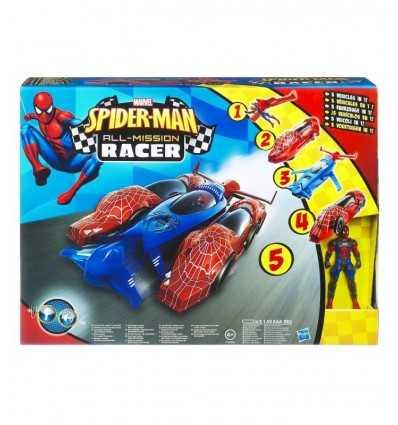 Spiderman-super Fahrzeug-mission 268661480 Hasbro- Futurartshop.com