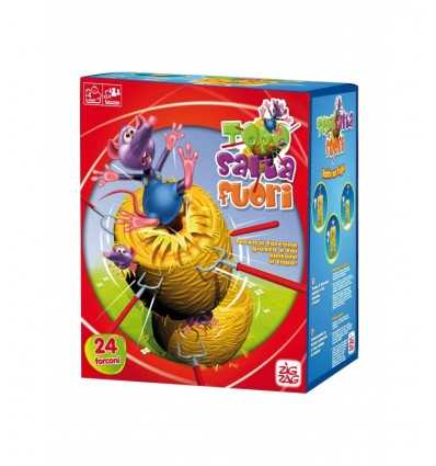 игра крыса, которая выскакивает RDF50302 Giochi Preziosi- Futurartshop.com