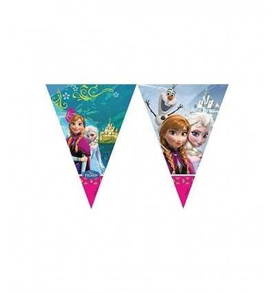 Флаг украшения гирлянда frozen 5PR84630 New Bama Party- Futurartshop.com