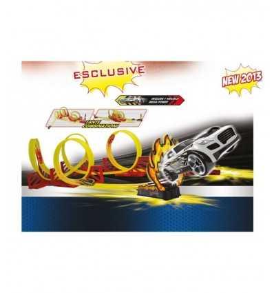 sentier en boucle super teamsterz GG00931 Grandi giochi- Futurartshop.com