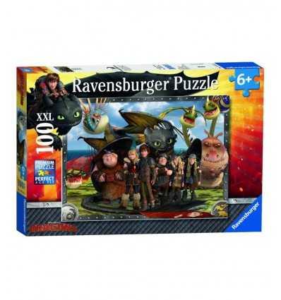 Drachen puzzle 100 Teile 10549 Ravensburger- Futurartshop.com