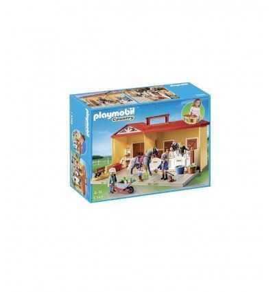 écurie de poney de Playmobil 5348 Playmobil- Futurartshop.com