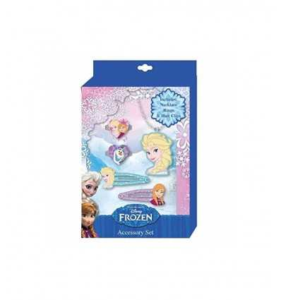 accessori capelli e anelli frozen WD92103 -Futurartshop.com