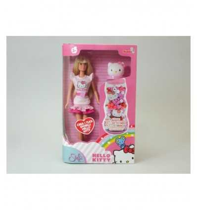 steffi love hello kitty doll creates jewelry 105737234009 Simba Toys- Futurartshop.com