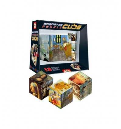 magnetische Würfel-puzzle 13727 - Futurartshop.com