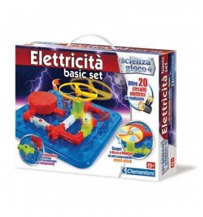 Elettricita basic set 12758 Clementoni- Futurartshop.com