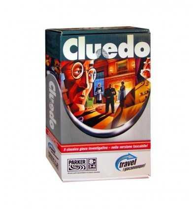 Travel cluedo 002201035 Hasbro- Futurartshop.com