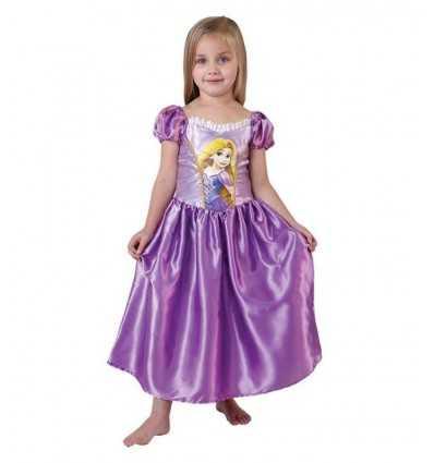 Carnival of Rapunzel costume 7-8 years R881859 L Como Giochi - Futurartshop.com