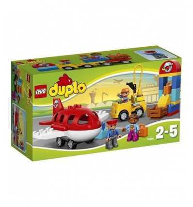 Flygplats 10590 Lego- Futurartshop.com