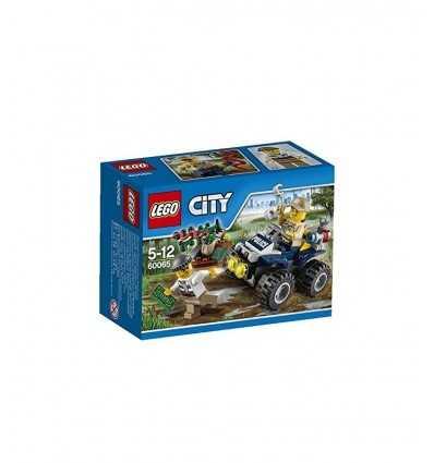 ATV-Patrouille 60065 Lego- Futurartshop.com