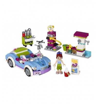 The sports car of My 41091 Lego- Futurartshop.com