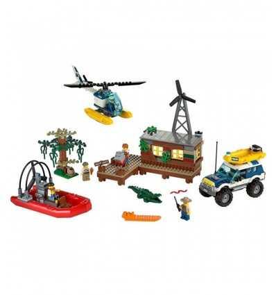 The thieves ' Hideout 60068 Lego- Futurartshop.com